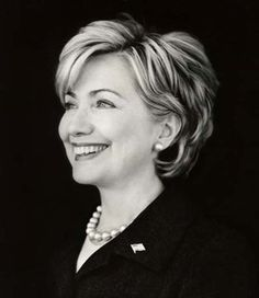 Hillary Rodham Clinton by Richard Phibbs