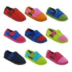GALLUX - Kinderschuhe Hausschuhe bunte Kinder Slipper - http://on-line-kaufen.de/gallux-hausschuhe/gallux-kinderschuhe-hausschuhe-bunte-kinder