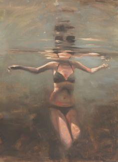 Michael Carson, 'Just Above Water ,' 2015, Bonner David Galleries