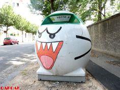 Cet artiste français vous donne le sourire à chaque coin de rue grâce à ses…