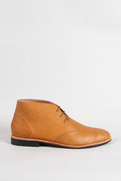 Shop for Footwear at Incu \ Burnett Desert Boots by Vanishing Elephant