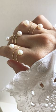 Modern pearls