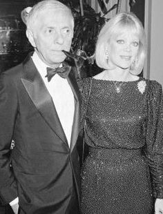 Aaron Spelling and Candy Spelling, 1984