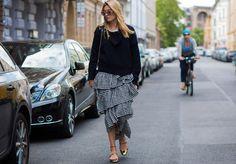 Ontem acabou a semana de moda em Berlin que é feita pelo Mercedes-Benz. A Berlin Fashion Week é conhecida por ser uma das semanas de moda onde novos talent