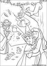 29 Sleeping Beauty printable coloring pages for kids. Find on coloring-book thousands of coloring pages. Poppy Coloring Page, Coloring Book Art, Online Coloring Pages, Disney Coloring Pages, Printable Coloring Pages, Colouring Pages, Coloring Pages For Kids, Adult Coloring, Printable Worksheets