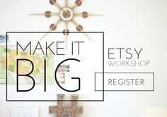 Etsy Workshop