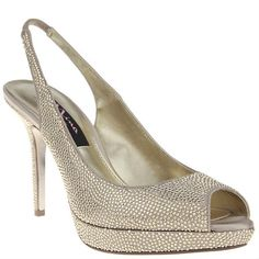 12a5eee7be6f Nina FATIME PLATINO CHAMPAGNE by Nina Shoes Nina Shoes