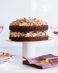 German Chocolate Cake Recipe on Food & Wine