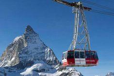 7 spektakuläre Hochtouren in den Alpen – TRAVELBOOK Mount Everest, Mountains, Travel, Mountain Climbers, Alps, Timber Wood, Viajes, Destinations, Traveling