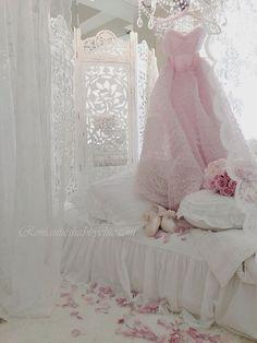 Romantikev.com Romantik evim Romantic shabby chic blog My shabby chic home