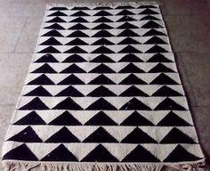 Siksak Carpet - Mum's Carpets - Finnish Design