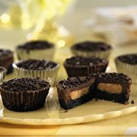 Peanut Butter Chocolate Cheesecake Cups...Splenda or Sugar Free Recipe