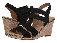 PAIR Dress Sandals, Feeling Great, Black Sandals, Espadrilles, Footwear, Wedges, Pairs, Heels, Leather