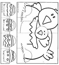 Immagine Presa Da Internet E Usata Noi Per Il Nostro Lavoretto Abbiamo Apportato Happy Easter CardsPop