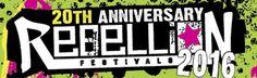 GoRockfest.Com: Rebellion Festivals 2016 Lineup & Tickets Info