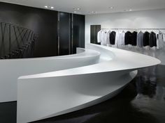 Flagship Enterprise: The Future of Corporate Store Architecture Emphasises Individuality