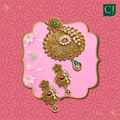 Versatile jewellery set to team up with your favourite traditional outfits. Gold Bangles Design, Gold Jewellery Design, Gold Rings Jewelry, Gold Earrings, Pendant Set, Diamond Pendant, India Jewelry, Shoes Men, Traditional Outfits