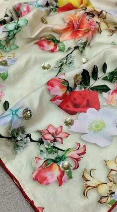 Satin Saree, Silk Sarees, Chiffon Saree, Georgette Sarees, Fancy Sarees, Party Wear Sarees, Simple Kurti Designs, Blouse Designs, Floral Crib Sheet