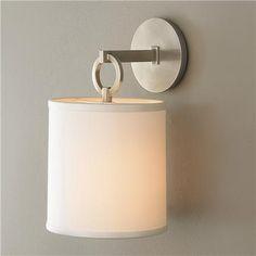 $400!! 75 watt Full Circle Wall Sconce - Shades of Light