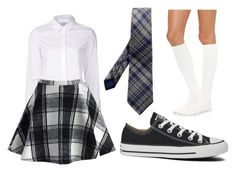 """""""Twinkle Twinkle"""" by sweet-vans ❤ liked on Polyvore featuring Closed, Chicwish, Bottega Veneta, Sloosh and Converse"""