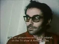 ▶ Jean Luc Godard Interview From 1972