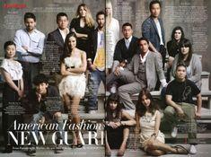 American Fashion's New Guard