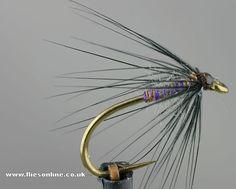 Northern & Clyde style Dark Watchet Spider
