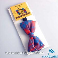 Clan Hamilton Tartan