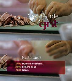 GNT channel rebrand 2011 on Behance