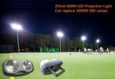 Foot ball stadium.  Model ZHGL-400P  www.zh-lighting.com