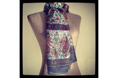 Multicolore STORY OF SHANGHAI Femme Foulard 100/% Soie Color/é Echarpe L/éger El/égant Coupe Manuel Meilleur Cadeau pour votre Lady Taille unique