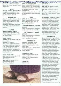 The Nativity Collection - Christmas crochet - Muscaria Amanita - Picasa Web Albums Crochet Blanket Edging, Bobble Crochet, Crochet Toys, Nativity Ornaments, Christmas Nativity Scene, Nativity Scenes, Christmas Ornament, Xmas, Christmas Deco