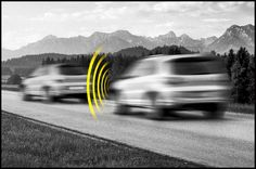 Europe making Autonomous Emergency Braking tech compulsory in new cars Radio Wave, Future Trends, Commercial Vehicle, Science And Technology, Engineering, Country Roads, Waves, Europe, Canning