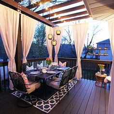 Back patio reveal - withHEART.com