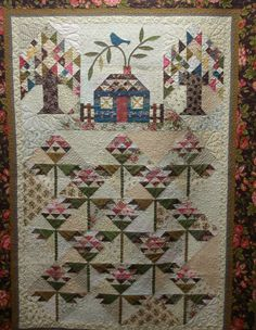 from the book Scrappy Firework Quilts by Edyta Sitar