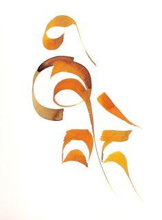 """(Le mot tibétain """"Chi dé"""" qui signifie paix.)"""