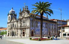 Porto - Carmo and Carmelitas Churches