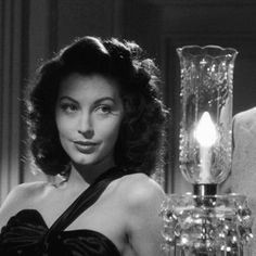 Ava Gardner in The Killers (1946).