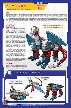 Transformers Universe - Gallery: G1 Sky Lynx