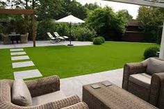 #artificialgrass #grass #garden #patio #path #paving #inspiration