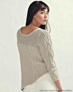 Ravelry: Iclyn Sweater pattern by Anna Harris Sweater Knitting Patterns, Crochet Cardigan, Knitting Designs, Knit Patterns, Baby Knitting, Knit Crochet, Warm Dresses, Fashion Sewing, Hygge