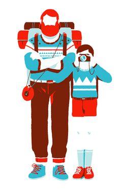 Las ilustraciones de Tom Haugomat