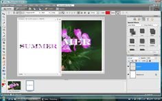 A site with lots of Photoshop tutorials perfect for scrapbookers.
