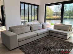 Elementen bank op maat - HB Lifestyle Collection Sofa, Couch, Amsterdam, Lifestyle, Furniture, Collection, Home Decor, Model, Settee