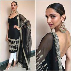 #DeepikaPadukone today for the #padmavati3Dtrailerlaunch .  @deepikapadukone | wearing - @sabyasachiofficial | earrings - @amrapalijewels | Styled by - @shaleenanathani | makeup - @anilc68 | hair - @amitthakur_hair .  #padmavati #padmavati3Dtrailerlaunch #SanjayLeelaBhansali #beauty #tollywood #celebrity #stylefile #gorgeous #stunning #fashion #style #glam #adorable #lovely #celebdiaries #bollywood #lookoftheday #lategram