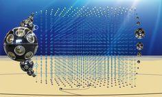 KM3NeT neutrino sea-scope takes shape