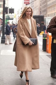 That Coat! Must have for Fall & Winter.