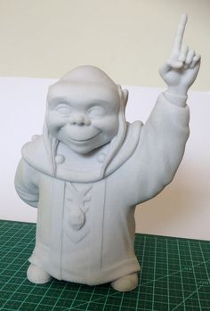My Dungeon Master from Dungeons and Dragons Cartoon, 3D Printed.