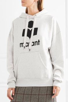 Isabel Marant Étoile logo sweatshirt
