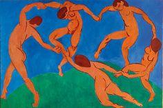 """""""A Dança"""" (1909-1910)"""